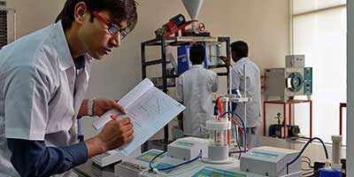 Chemical Engg. Lab